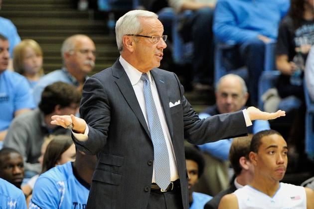 North Carolina vs. Texas: Start Time, Live Stream, TV Info, Preview and More