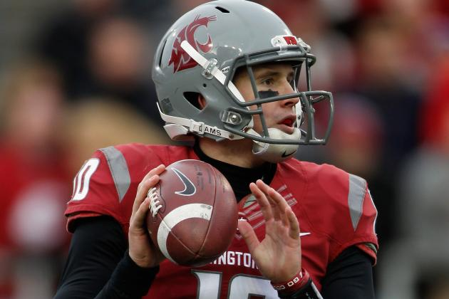 Washington State Quarterback Jeff Tuel Won't Try for Fifth Season