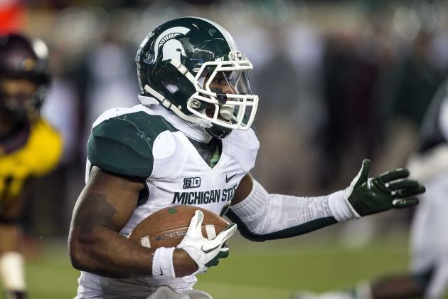 MSU's Greatest RB of All Time Advocates Le'Veon Bell Return for Senior Year