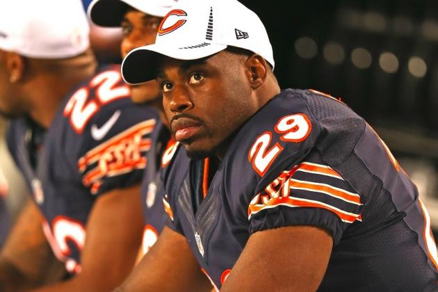 Chicago Bears Place RB Michael Bush on IR