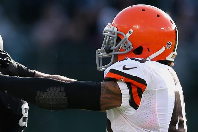 Browns SS T.J. Ward Heading to Injured Reserve After Hurting Knee