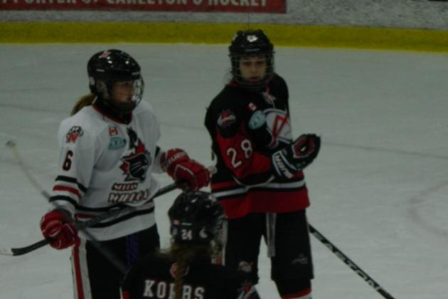 Amanda Pantaleo Represents the Next Crop of Jr. Aeros Stars