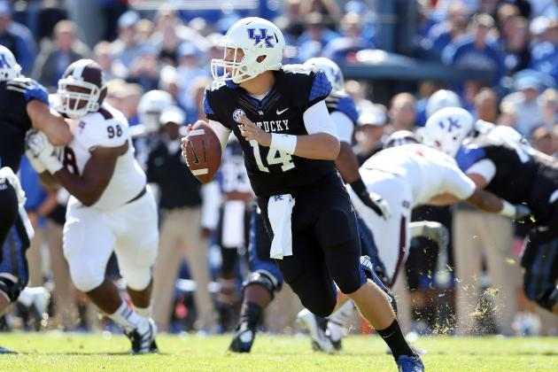 Debate: Who Should Start at QB for UK in 2013?