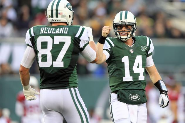 Greg McElroy: Jets QB Makes for Sneaky Fantasy Start Against Chargers