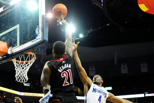 No. 6 Louisville Cardinals Pull Double Whammy on Team