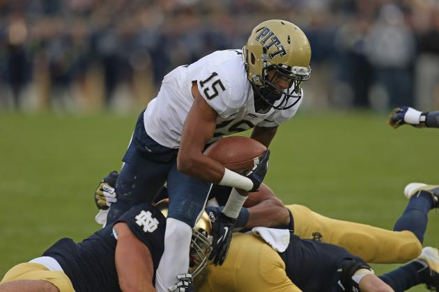 Pitt's Street Will Gauge NFL Opportunity, but He Said He Probably Will Stay