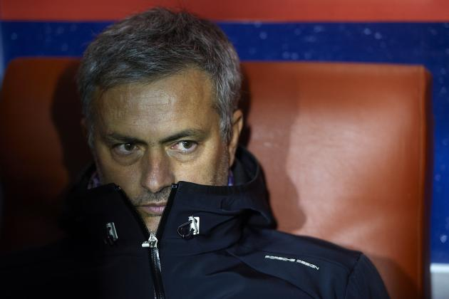Mourinho Losing His Mojo:  Real Drama at Real Madrid