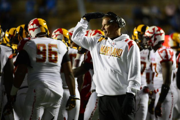 Maryland, Big Ten Discussed Travel Costs