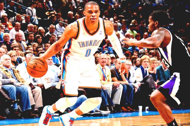 Is Russell Westbrook a Top 10 NBA Star Right Now?