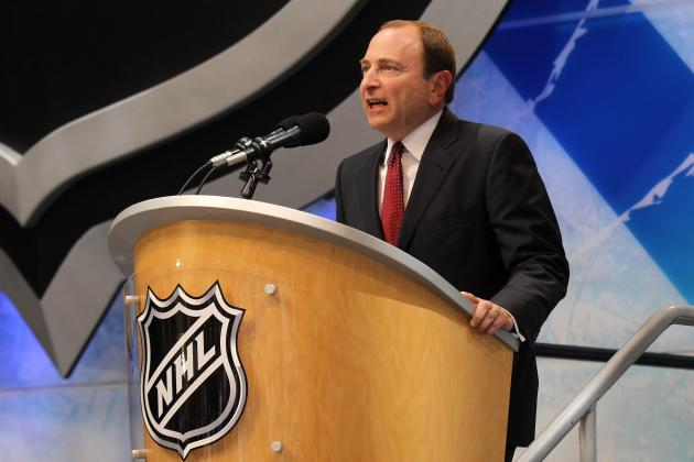 2013 NHL Mock Draft: Who Each Team Should Choose with Their First Round Pick