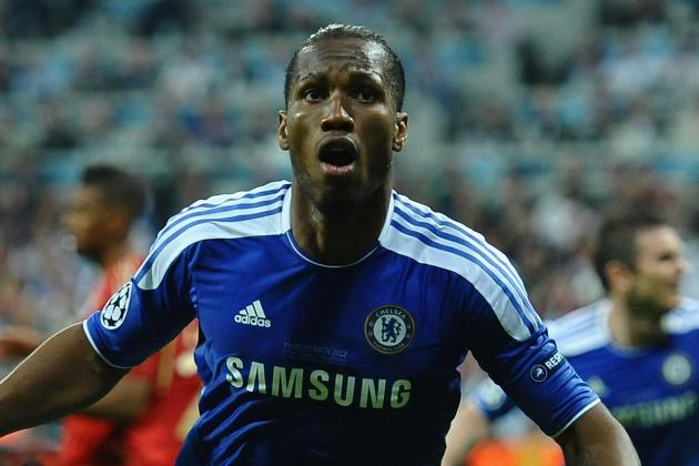 Drog Fight: Milan Will Wrestle Juventus to Sign Didier Drogba