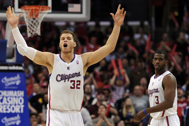 L.A. Clippers Success in 2012-13 Is Quickly Sweeping Away Decades of Futility