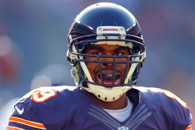 Michael Bush: Chicago Bears Will Still Make Playoffs Without Goal-Line RB