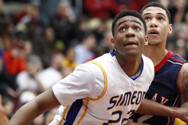 Jabari Parker: Top Recruit Should Pick Michigan State over Duke, Florida