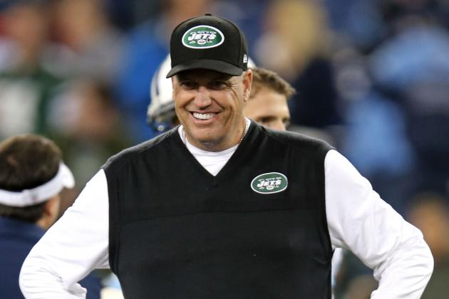Rex Ryan: Unpopular Head Coach Doesn't Deserve to Be Fired in Offseason