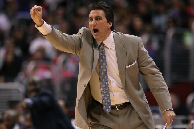Grading Vinny Del Negro's First Quarter as L.A. Clippers Head Coach