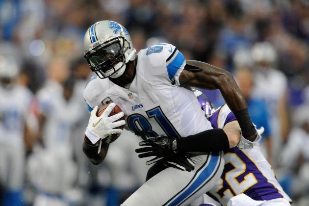 Calvin Johnson: Odds Megatron Breaks Jerry Rice's Record