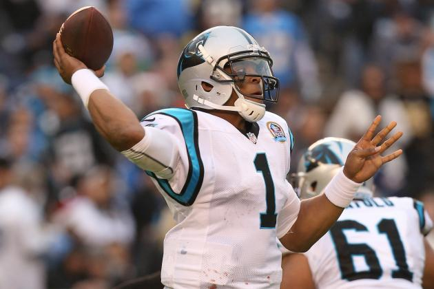 Film Shows Why Carolina Panthers QB Cam Newton Has Been on Rise of Late