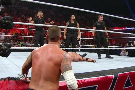 WWE TLC 2012: The Shield Exemplify Exciting Future