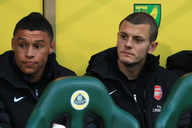 Arsenal Reportedly Plan on Extending Jack Wilshere and Alex Oxlade-Chamberlain