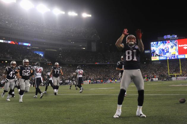 2012 Fantasy Football Week 16: Tight Ends (TE) Rankings / Projections