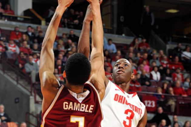 Big Ten Duo Survives Pair of Upset Scares on Tuesday Night