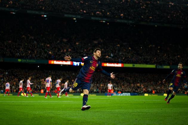 Lionel Messi: Contract Extension with Barcelona No-Brainer for Both Sides
