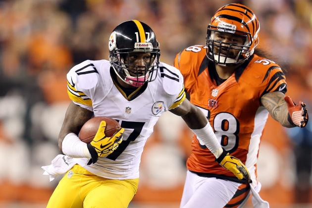 Bengals vs. Steelers: TV Schedule, Live Stream, Spread Info, Game Time and More