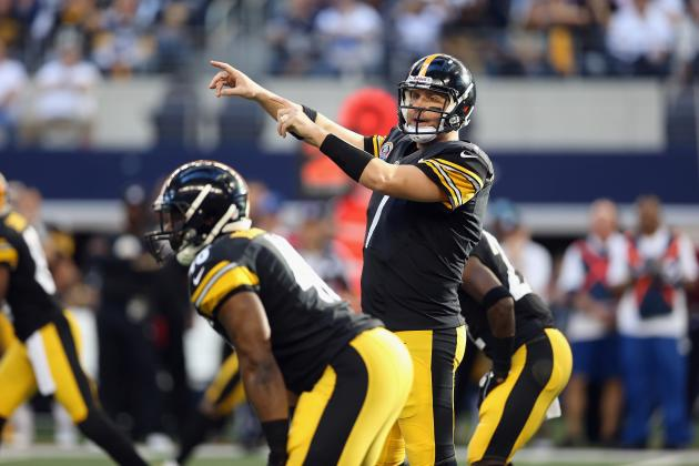 Ben Roethlisberger and Todd Haley Must Focus on Playoffs, Not Play-Calling