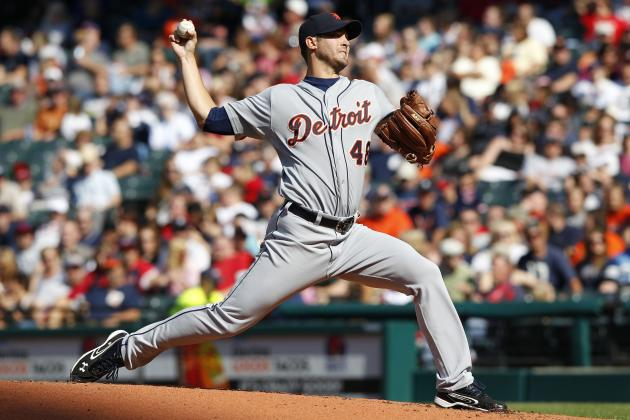 Rick Porcello: The San Diego Padres Should Trade for the Detroit Tigers' Righty