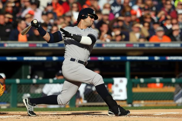 Nick Swisher: Ranking Best Potential Destinations for Free-Agent Outfielder