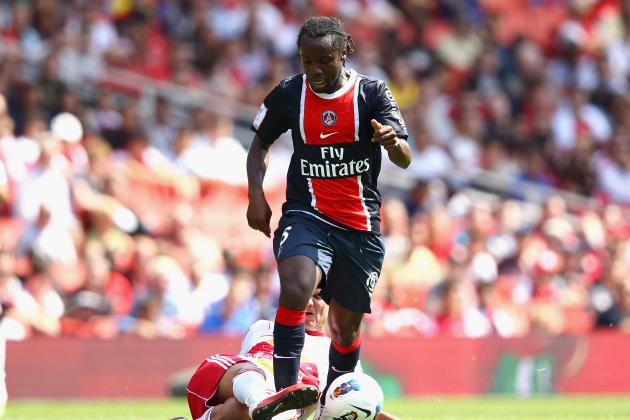 New York Red Bulls to Sign Paris Saint-Germain Striker