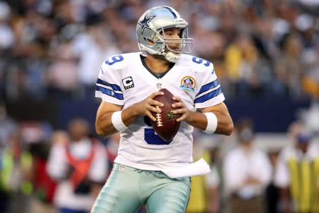 2012 Fantasy Football Week 16: Quarterbacks (QB) Rankings / Projections