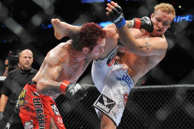 UFC 155: Vemola out of Fight Against Leben, Strikeforce Vet Brunson in