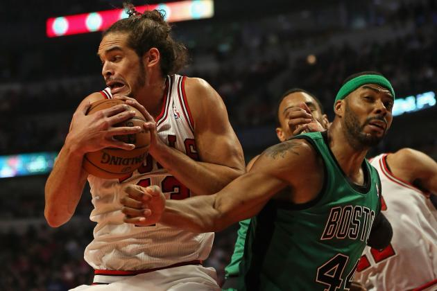 Joakim Noah Adds to Career Year with Triple-Double vs. Celtics