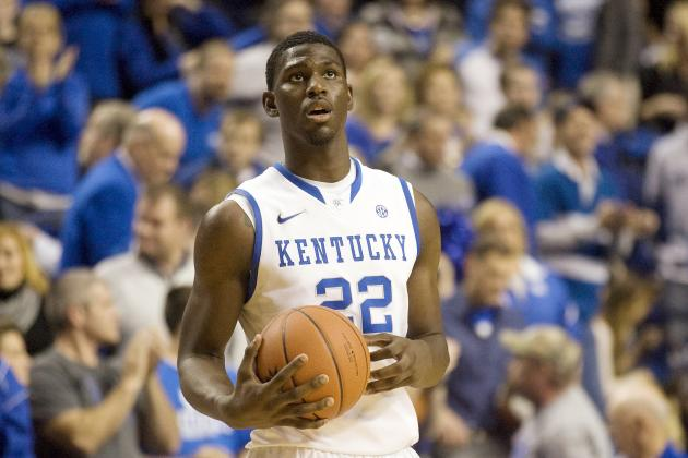 Kentucky Basketball: Is Alex Poythress Underachieving?
