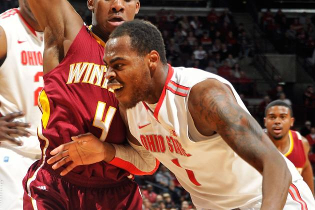 Ohio State Finally Shakes off Winthrop