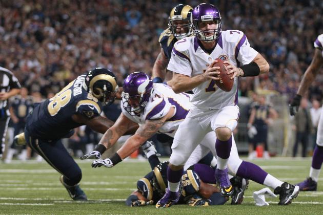 Vikings Weekly Progress Report: Ponder's Decisions Put Playoffs in Jeapordy