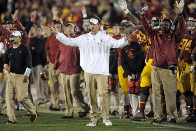 USC Football Recruiting: Trojans Do It Again; 5-Star Tailback Davis Verbals