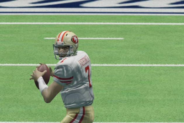 Madden 13 Week 16 Player Ratings: Colin Kaepernick Gets Significant Boost