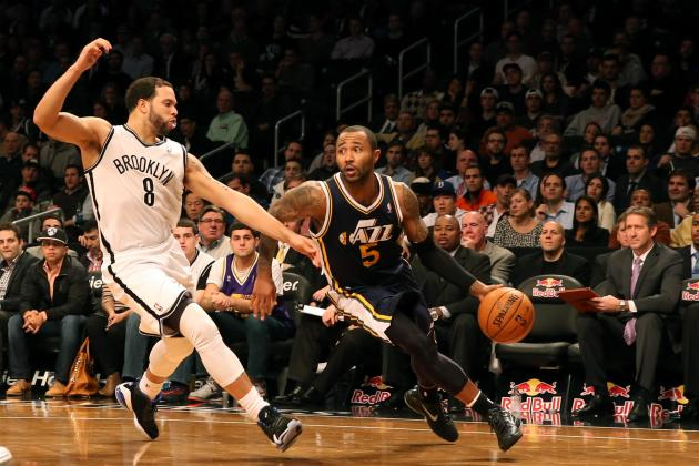Utah Jazz survive errors to notch comeback win over Brooklyn Nets