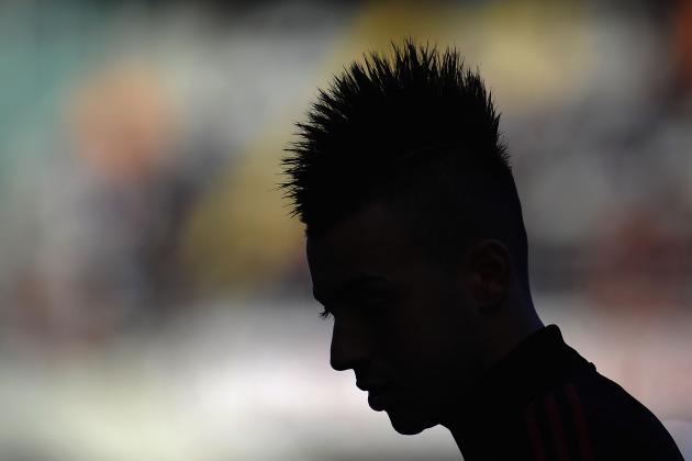 Stephan El Shaarawy: Everything You Need to Know About AC Milan's Little Pharaoh