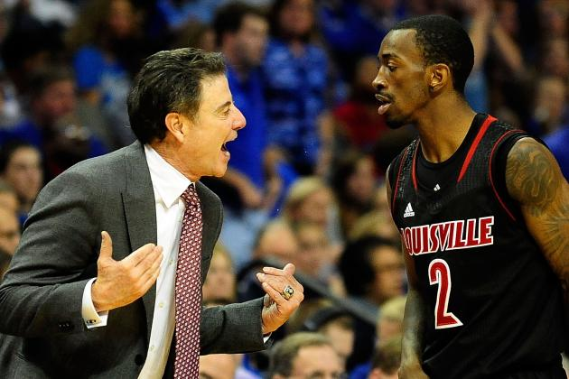 Louisville Basketball Players Are 'Just Bad at Success'