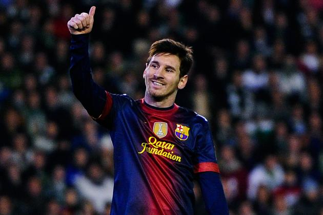 Lionel Messi's New Contract Extension with Barcelona Ensures Decade of Dominance