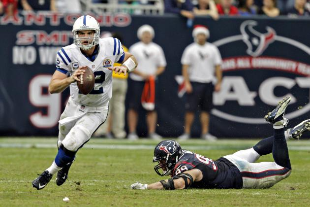 Indianapolis Colts: Will the Colts Make the NFL Playoffs?