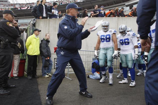 Has Jason Garrett Saved His Job After Late-Season Surge?