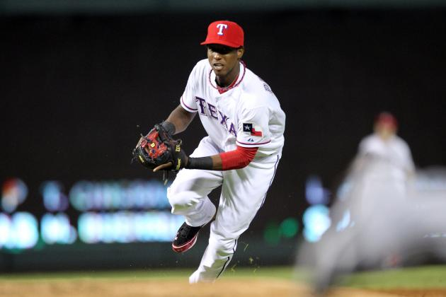 Texas Rangers: What Are the Expectations of Jurickson Profar in 2013?