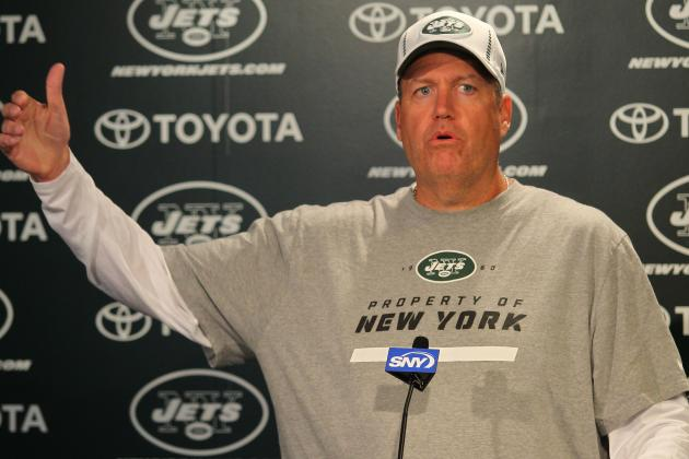 Rex Ryan Cannot Win When It Comes to the New York Media