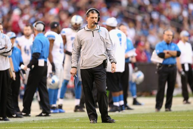 Detroit Lions: Will Their Losing Streak Lead to a Last Place Finish in the NFC?