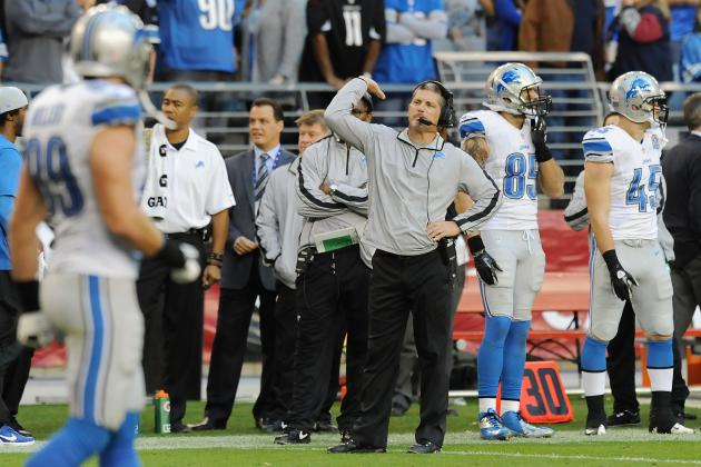 What in the World Is Wrong with the Detroit Lions?